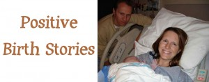 positive birth stories